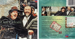 ZUCCHERO PAVAROTTI COSI' CELESTE (CDS) 2 TRACKS 1996 NUOVO - Altri - Musica Italiana