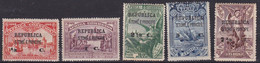 Saint Thomas Et Prince Colonie Portugaise YT*+° 126-133 - Africa Portuguesa