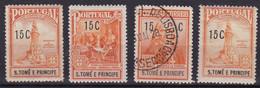 Saint Thomas Et Prince Colonie Portugaise YT*+° 280-282 - Africa Portuguesa