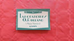 France - Carnet Laboratoire Rolland N° 189C-2 . Neuf ** Cote 400 €  - N° Et Cote Yvert - Collezioni (in Album)