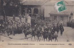 42 Roanne. Prisonniers Allemands. Lot De 2 Cp - Roanne