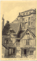 CPA - GAILLON - MAISONS ANCIENNES - Unclassified
