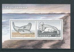 Denmark Souvenir Sheet In Mint Condition (Seals In Denmark) 2005 - Ongebruikt