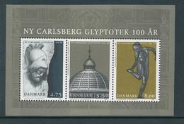 Denmark Souvenir Sheet In Mint Condition (New Carlsberg Glyptotek 100 Years) 2006 - Ongebruikt
