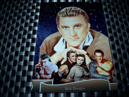 KIRK DOUGLAS     Starfoto Autogrammkarte Postkarte - Schauspieler