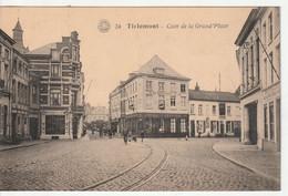 Tienen - Hoek Van De Grote Plaats - Coin De La Grand'Place - Uitg. G. Hermans, Antwrepen - Tienen
