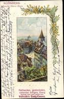 Artiste CPA Nürnberg In Mittelfranken Bayern, Albrecht Dürer Haus - Other