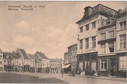 Tienen - Veemarkt - Marché Au Bétail - Tienen