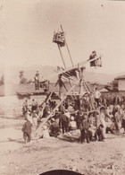 Elbasan  1917   ----  Karussell  , Carrousel - Albania