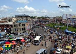 Ghana Kumasi Overview New Postcard - Ghana - Gold Coast