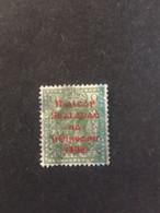 IRLANDE / 1922-23 / N° YetT 19 / SURCHAGE ROUGE / TYPE B - Gebraucht