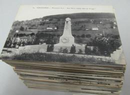MONUMENTS Aux MORTS France . Lot De + De 200 Cartes Anciennes ( Voir Pour Exemple + 4 Photos ) - 100 - 499 Postales