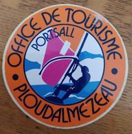 Autocollant Publicitaire, Office Tourisme Ploudalmezeau - Stickers