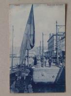 10550 Trieste Trst Nabrežje Del Sale 1907 Zaloga J. Gorenjec 8946 - Sin Clasificación