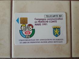 Carte Téléphonique Privée/publique EN3a - 50 Units
