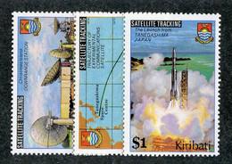 BC 7421 *Offers Welcome* 1980 Sc.349-51 Mnh** - Kiribati (1979-...)