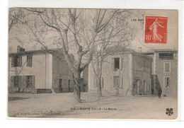 04 SAINTE TULLE, La Mairie. édition ARTIGE. ( VOIR SCAN ). - Other Municipalities