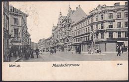 +++ CPA - Autriche - WIEN - VIENNE - Nussdorferstrasse  // - Wien Mitte