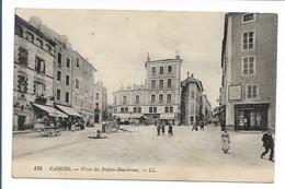 CAHORS - Place Des Petites Boucheries - Cahors