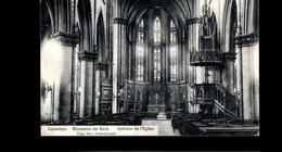 1337-LANAEKEN -binnenste Der Kerk Interieur Eglise- -->stockheim 1913 - Lanaken