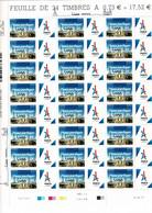PARIS 2024 SURCHARGE 13/09/2017 LIMA - Full Sheets