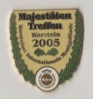 Pin's Montgolfière WARSTEINER 2005 En EGF. - Mongolfiere