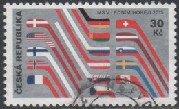 Czech Rep. - #3637 -  Used - Gebraucht