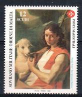 C220) SMOM 1999 - SAN GIOVANNI BATTISTA 21° EMISSIONE - NUOVI - Malte (Ordre De)