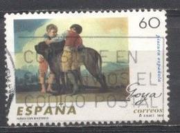 España, 1996,  Yvert-tellier 3439, Usado - 1991-00 Oblitérés