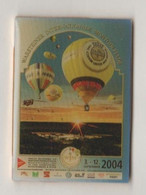 Pin's Montgolfière WARSTEINER 3 Au 12 -09-2004. - Mongolfiere