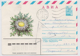 Military Field Post Cover Mail Used Stationery RUSSIA USSR Europe Germany Rathenow - Militaria