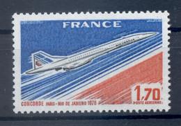 France 1976 - Y & T N. 49 Poste Aérienne - Concorde (Michel N. 1951) - 1960-.... Nuovi