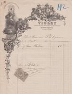 ** VIOLET.- PARIS.-** - 1800 – 1899