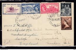 Brief Van Shropshire Naar London (Engeland) - Covers & Documents