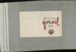 Calendriers Carte Parfumée Calendrier 1940   Trois Valses  FORVIL  Paris  2021-Mai-1018 - Vintage (until 1960)