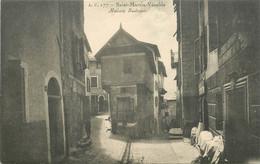 "CPA FRANCE 06 ""Saint Martin Vésubie"" - Saint-Martin-Vésubie"