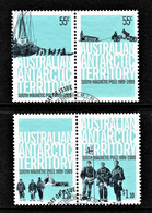 Australian Antarctic Territory 2009 South Magnetic Pole Set Of 4 Used - - Usados