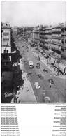 Photo Cpsm Cpm 13 MARSEILLE. La Canebière. Pour Les Sables D'Olonne 1954. Edition Ryner - Unclassified