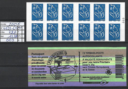 ANNEE 2006 SPLENDIDE LOT DE LUXE CARNET NON PLIER N° 4127-C1 NEUF (**) CÔTE 38.00 € Y&T A SAISIR!!!!!! - Gelegenheidsboekjes
