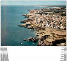 Photo Cpsm 85 SION L'OCEAN. La Corniche - Sables D'Olonne