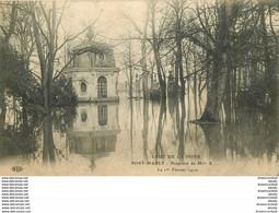 WW 78 PORT-MARLY. Propriété De Mm Lancey Pendant La Crue De 1910 Publicité Maggi - Other Municipalities