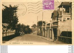 WW 3 X Cpa 44 PORNICHET. Avenue De Mazy 1935, Le Port Et La Baie - Pornichet