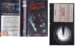 MICHAEL JACKSON RARA VIDEOCASSETTA BETA THRILLER 1983 - Beta Tapes