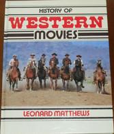LEONARD MATTHEWS - HISTORY OF WESTERN MOVIES - 1984 - Cinema E Musica