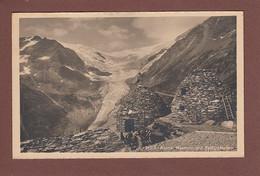 Graubünden - SASSAL MASSONE - Palugletscher - GR Grisons