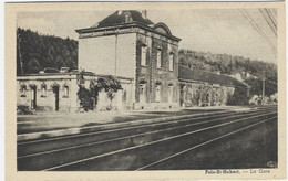 POIX SAINT-HUBERT : La Gare - Saint-Hubert