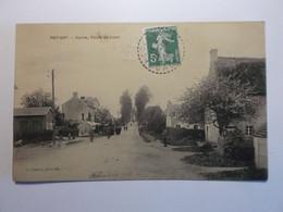 POTIGNY Sortie  Route De Caen - Other Municipalities