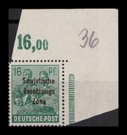 SBZ 1948 Nr 188 Postfrisch (405200) - Soviet Zone