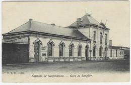 NEUFCHÂTEAU : La Gare De Longlier - Neufchateau