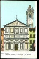 Empoli Duomo E Colleggiata La Facciata Alinari Pionere - Empoli